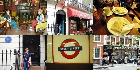 Sherlock locations in London